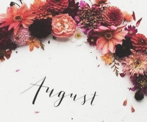 August, summer2018, and helloaugust image