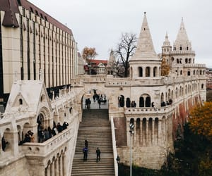 architecture, hipster, and budapest image