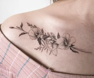 aesthetic, art, and Tattoos image