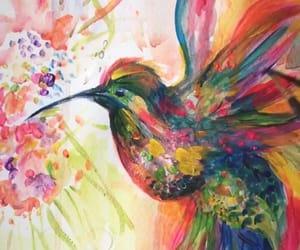 art, colours, and pintura image