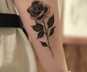 amazing, flower, and Tattoos image