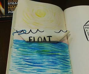 art, wreck this journal, and creative image