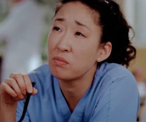 asian, cristina yang, and goddess image