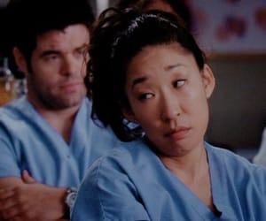 cristina yang, goddess, and greys anatomy image
