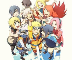 naruto, sasuke, and anime image