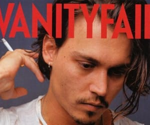 johnny depp, Vanity Fair, and johnny image