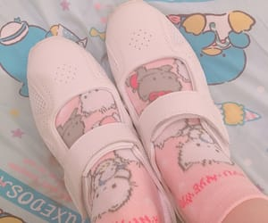 kawaii, sanrio, and shoes image