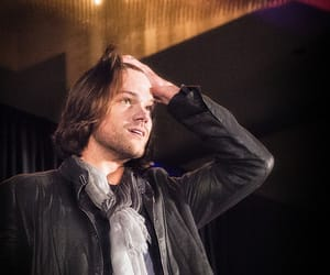 sam winchester, spn, and convention image