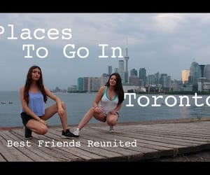 best friends, destinations, and travel bucket list image