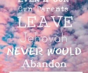 abandon, bible, and faith image