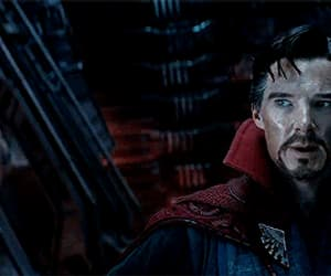 Avengers, benedict cumberbatch, and doctor strange image