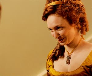 gif, period drama, and eleanor tomlinson image