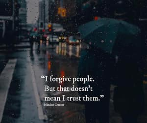forgiveness and trust image