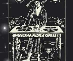 witch, satan, and witchcraft image