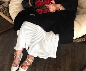 arab, heels, and Kuwait image