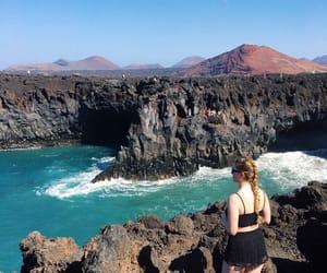 adventure, coast, and holiday image