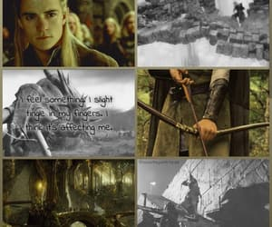 aesthetic, fandom, and lord of the rings image