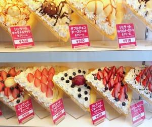 crepes, food, and japan image
