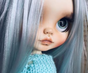 blue eyes, blue sweater, and cute adorable image