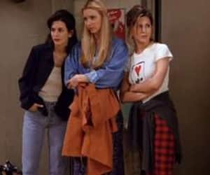 blondes, courtney cox, and girls image