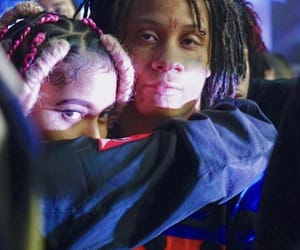 mom&dad, love scars, and trippie redd image