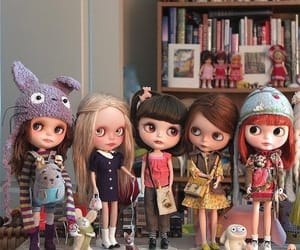 dolls, freinds, and travell image