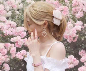 girly, pastel, and cute image