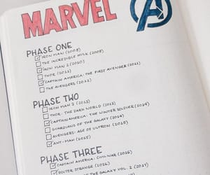 Avengers, journal, and Marvel image