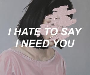 quotes, hate, and pink image