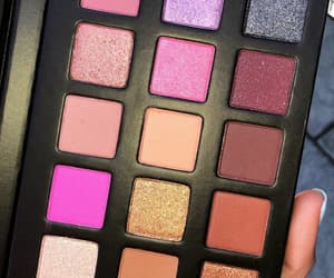 make up, kylie cosmetics, and birthday collection image