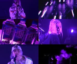 billie, Collage, and concert image