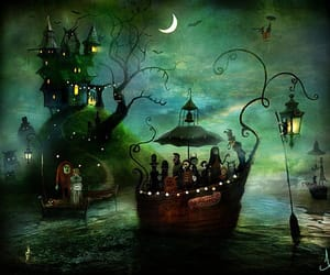alexander jansson, drawing, and whimsical image