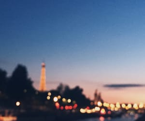 france, summer, and paris image