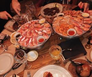 food, restaurant, and luxury image