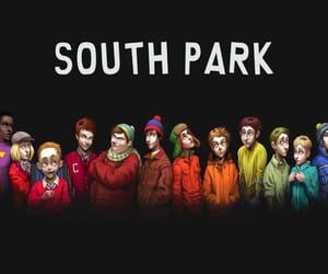fan art and South park image