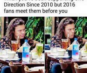 fan, Harry Styles, and one direction image