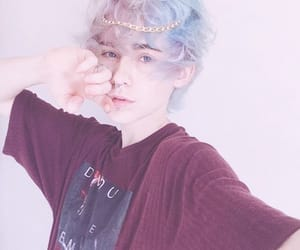 aesthetic, pastel, and boy image