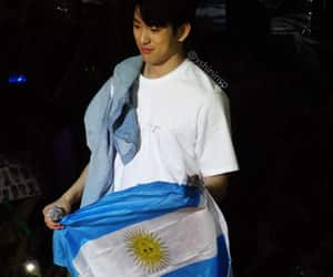 argentina, jinyoung, and eyesonyou image
