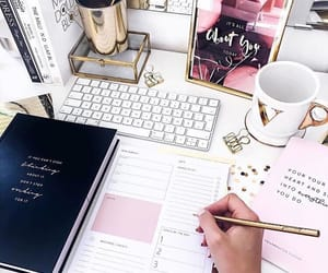 accessories, desk, and beautiful image