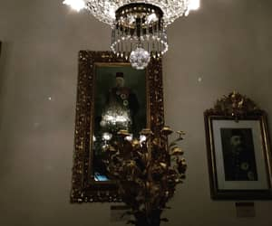 chandelier, europe, and istanbul image
