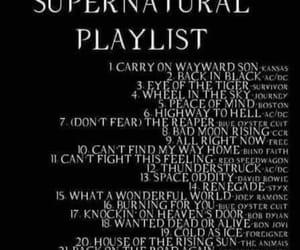 black, dean winchester, and layout image