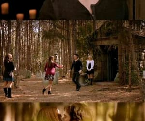 the vampire diaries, boy, and couple image