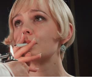actresses, cigarette, and movies image