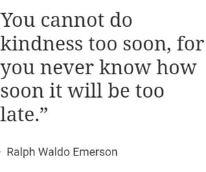 compassion, quote, and ralph waldo emerson image