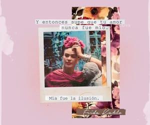 frase, frida kahlo, and love image