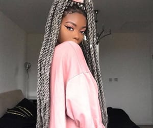 braids, tresses, and hairstyles image