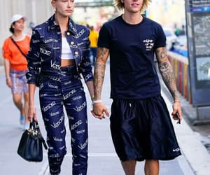 amor, hailey baldwin, and beauty image