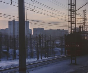 aesthetic, city, and gray image