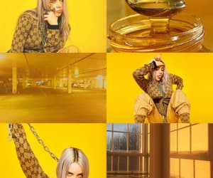 Collage, edit, and honey image