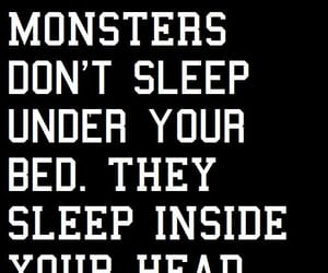 black and monsters image